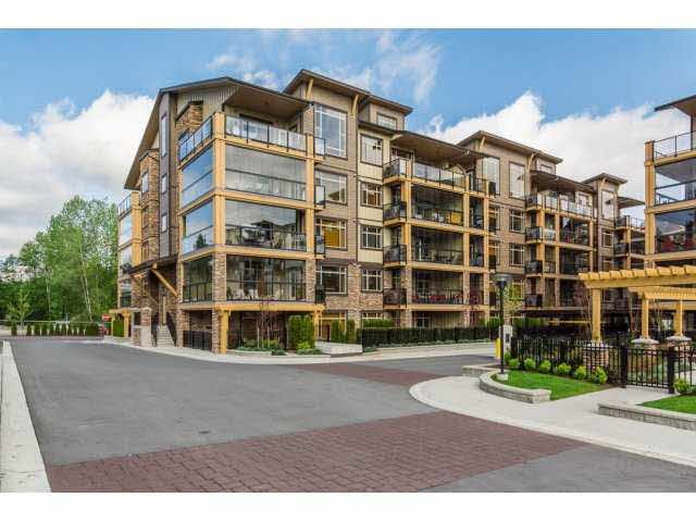 """Photo 2: Photos: 509 8258 207A Street in Langley: Willoughby Heights Condo for sale in """"YORKSON CREEK"""" : MLS®# F1440013"""