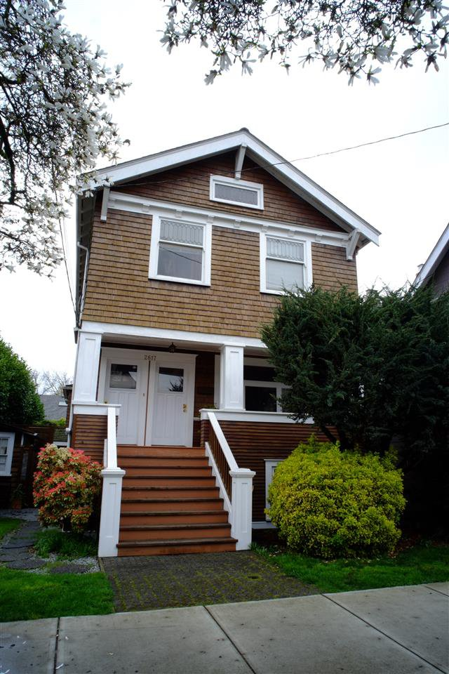 Photo 12: Photos: 2617 W 7TH Avenue in Vancouver: Kitsilano House for sale (Vancouver West)  : MLS®# R2051139