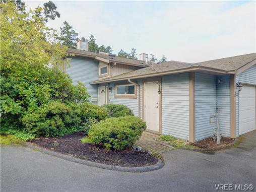 Main Photo: 6 540 Goldstream Avenue in VICTORIA: La Fairway Townhouse for sale (Langford)  : MLS®# 369786