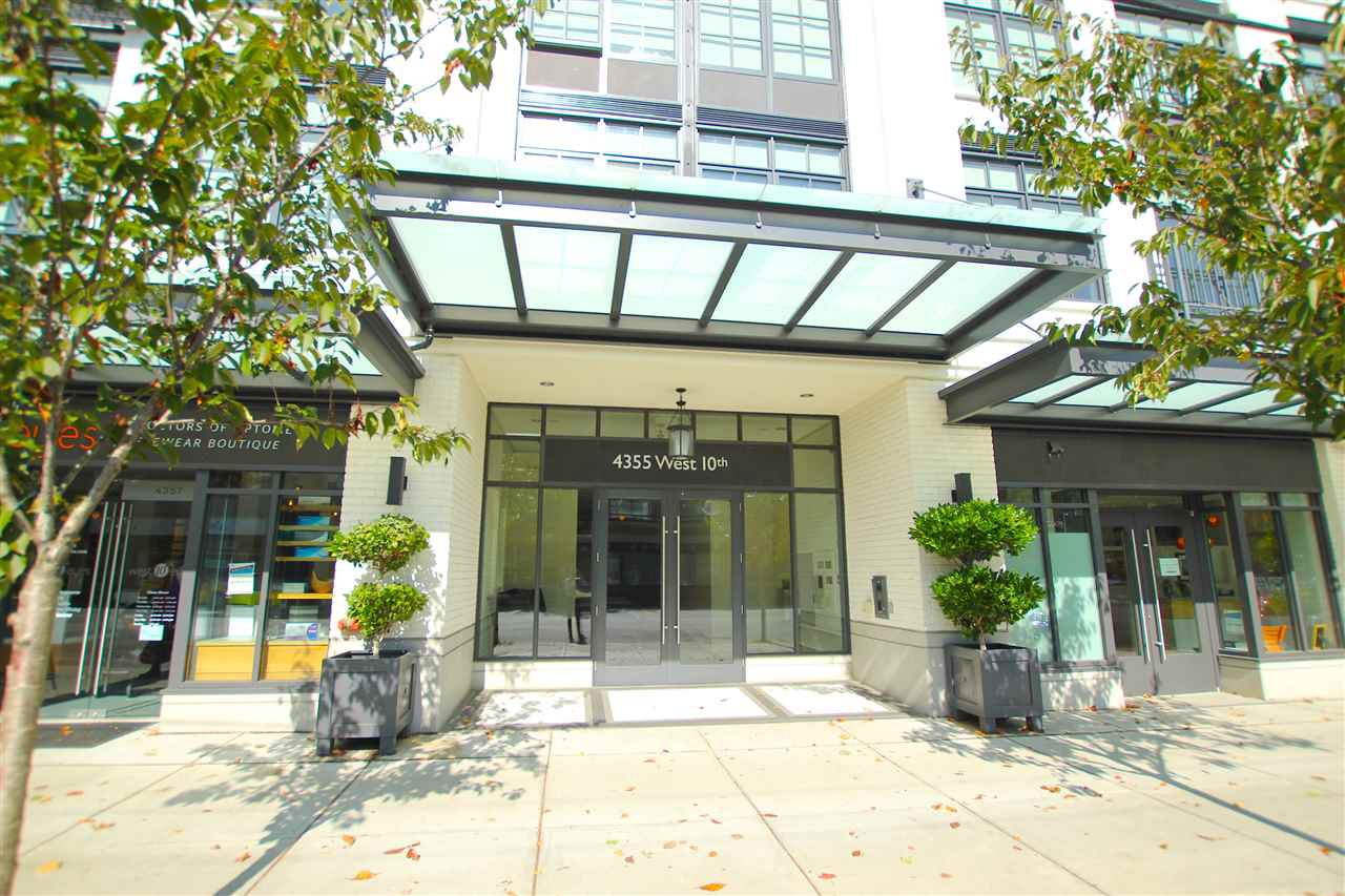 "Main Photo: 102 4355 W 10TH Avenue in Vancouver: Point Grey Condo for sale in ""IRON & WHYTE"" (Vancouver West)  : MLS®# R2112416"