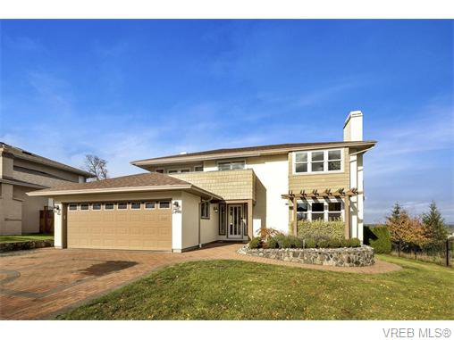 Main Photo: 2494 Wilcox Terr in VICTORIA: CS Tanner House for sale (Central Saanich)  : MLS®# 745667