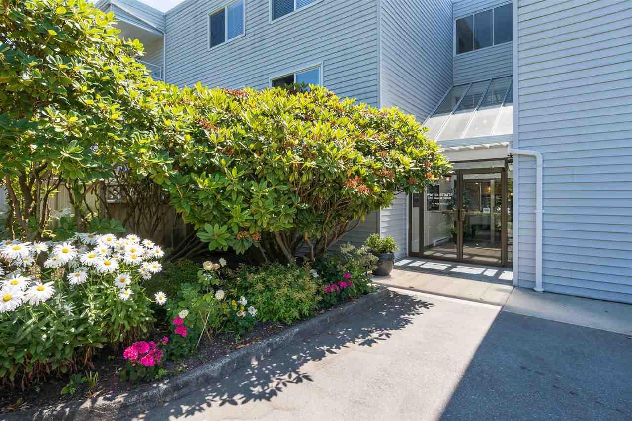 "Photo 2: Photos: 107 1354 WINTER Street: White Rock Condo for sale in ""Winter Estates"" (South Surrey White Rock)  : MLS®# R2189946"