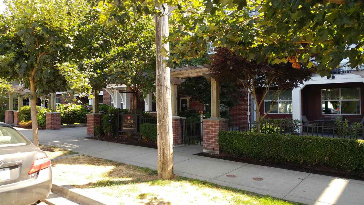 """Main Photo: 108 17712 57A Avenue in Surrey: Cloverdale BC Condo for sale in """"West on the Village Walk"""" (Cloverdale)  : MLS®# R2199061"""