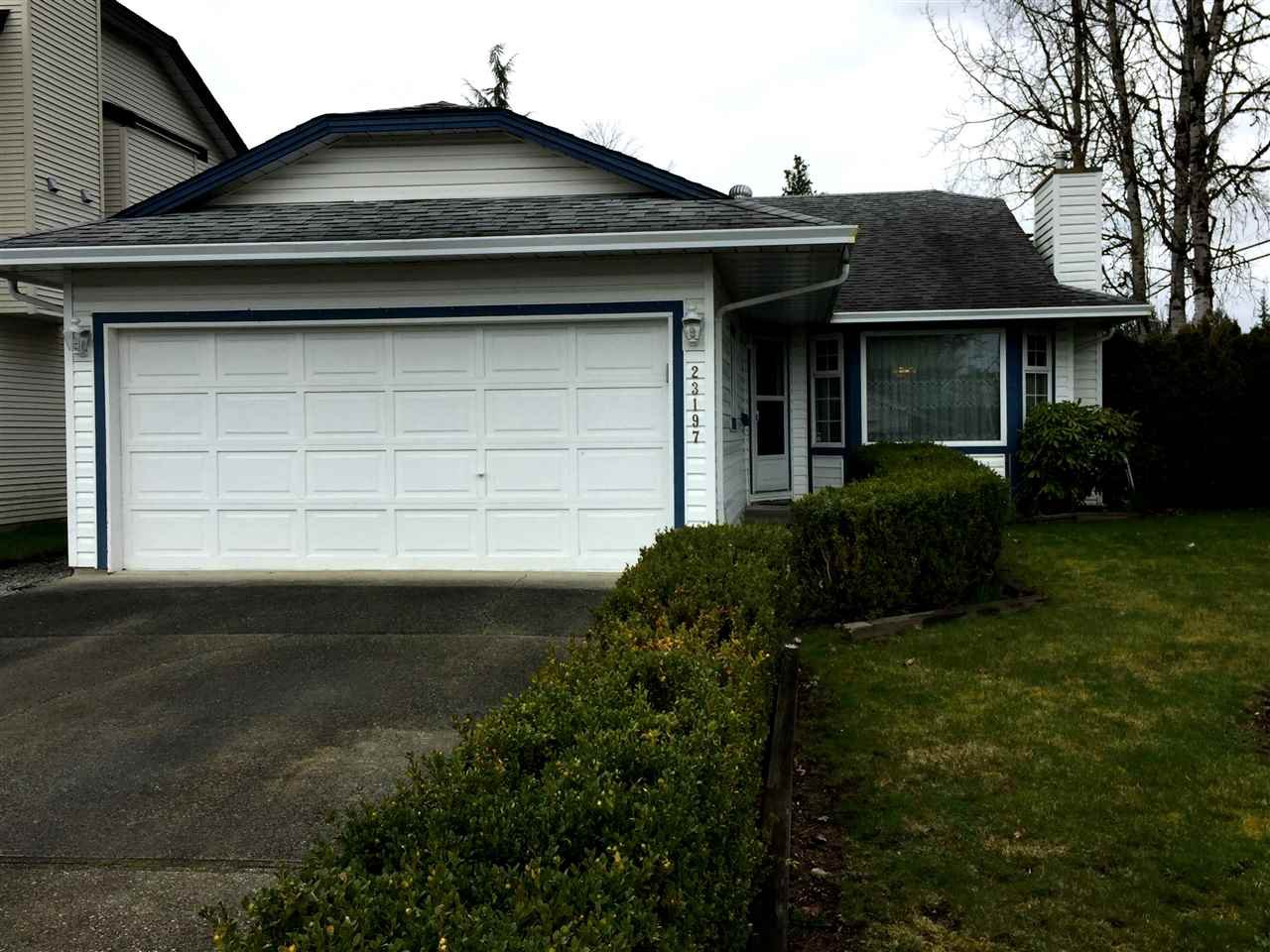 Main Photo: 23197 117 Avenue in Maple Ridge: West Central House for sale : MLS®# R2242619
