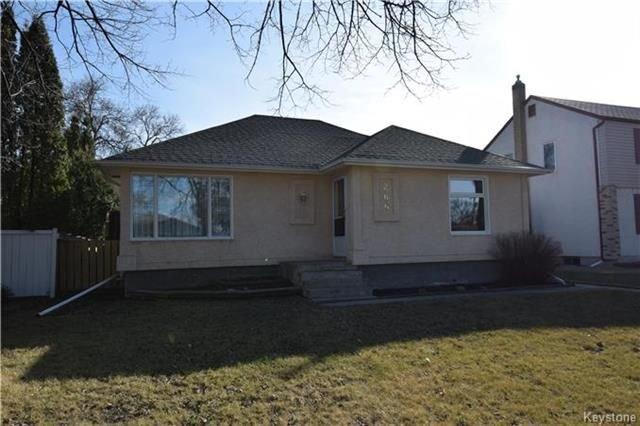 Main Photo: 266 Enniskillen Avenue in Winnipeg: West Kildonan Residential for sale (4D)  : MLS®# 1809794