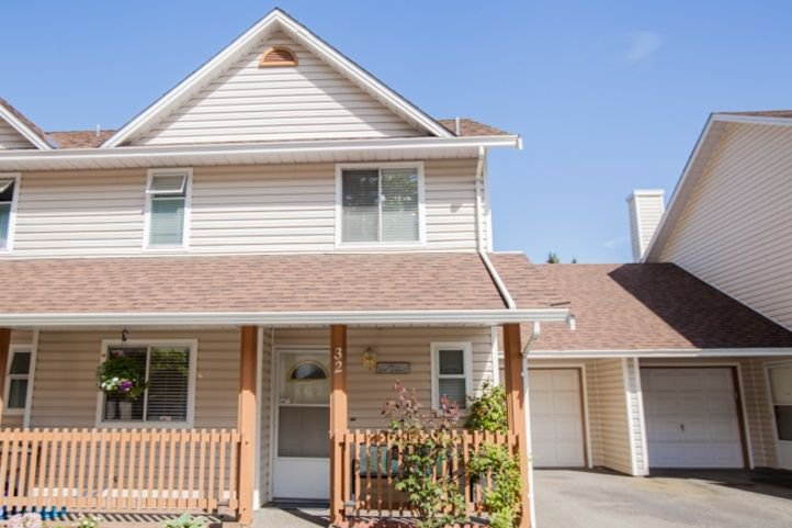 "Main Photo: 32 20699 120B Avenue in Maple Ridge: Northwest Maple Ridge Townhouse for sale in ""GATEWAY"" : MLS®# R2266913"