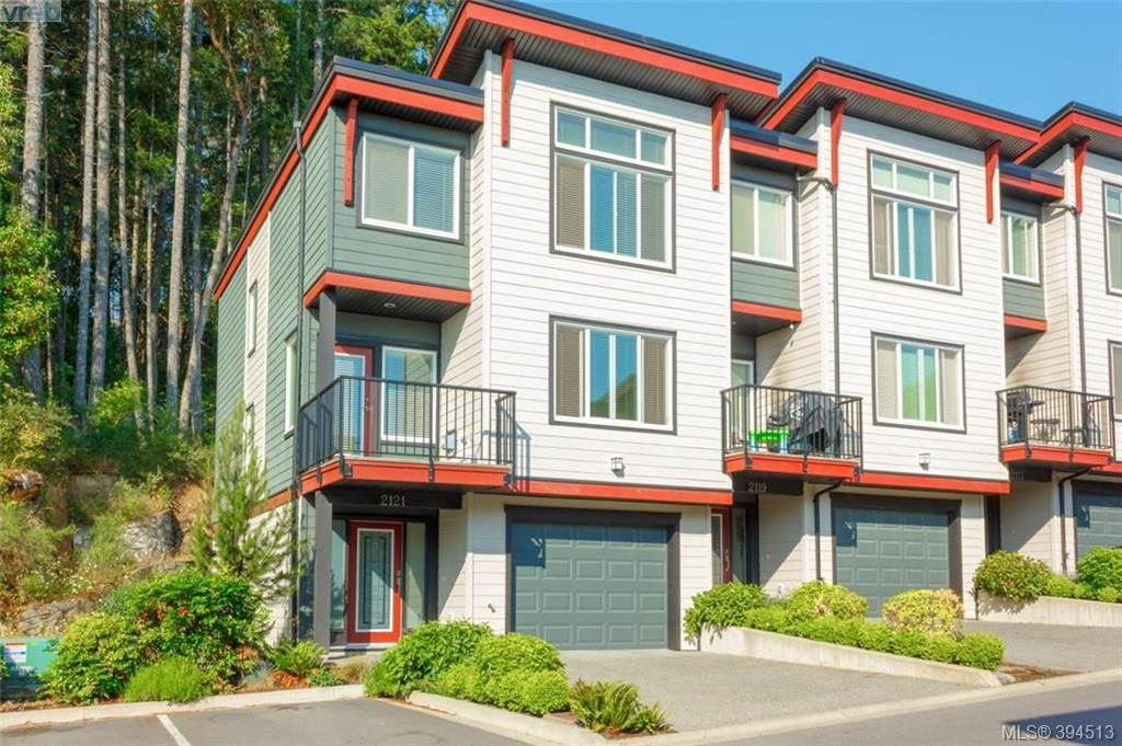 Main Photo: 2121 Greenhill Rise in VICTORIA: La Bear Mountain Row/Townhouse for sale (Langford)  : MLS®# 790906
