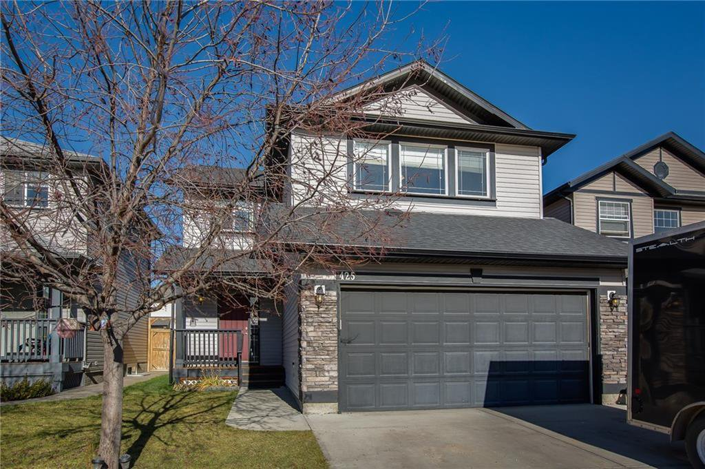 Main Photo: 425 STONEGATE Road NW: Airdrie Detached for sale : MLS®# C4214591