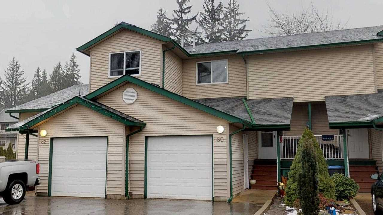 "Main Photo: 80 39920 GOVERNMENT Road in Squamish: Garibaldi Estates Townhouse for sale in ""Shannon Estates"" : MLS®# R2329625"