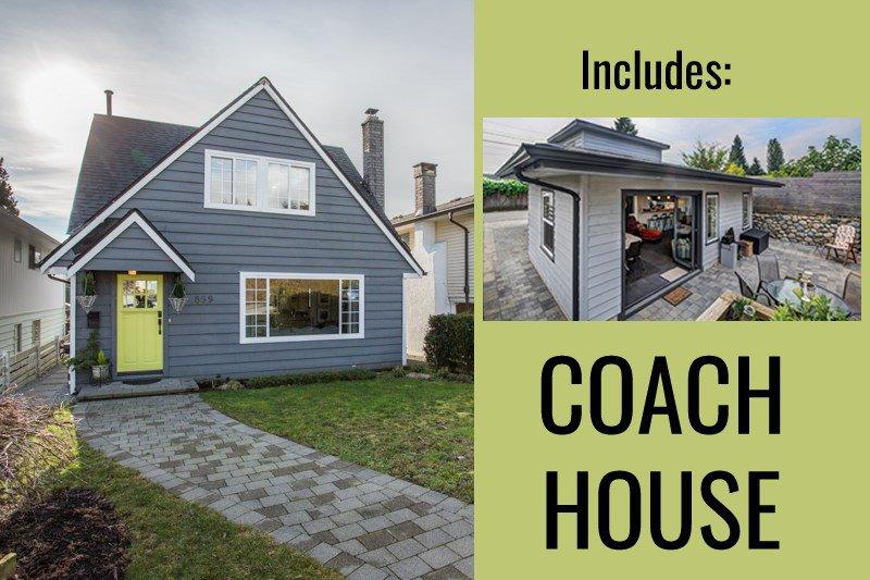House   Coach House