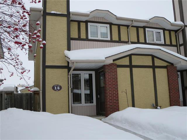 2 Storey 1,116 sq.ft. 3 Br, 2 Baths Maintenance Free Exterior
