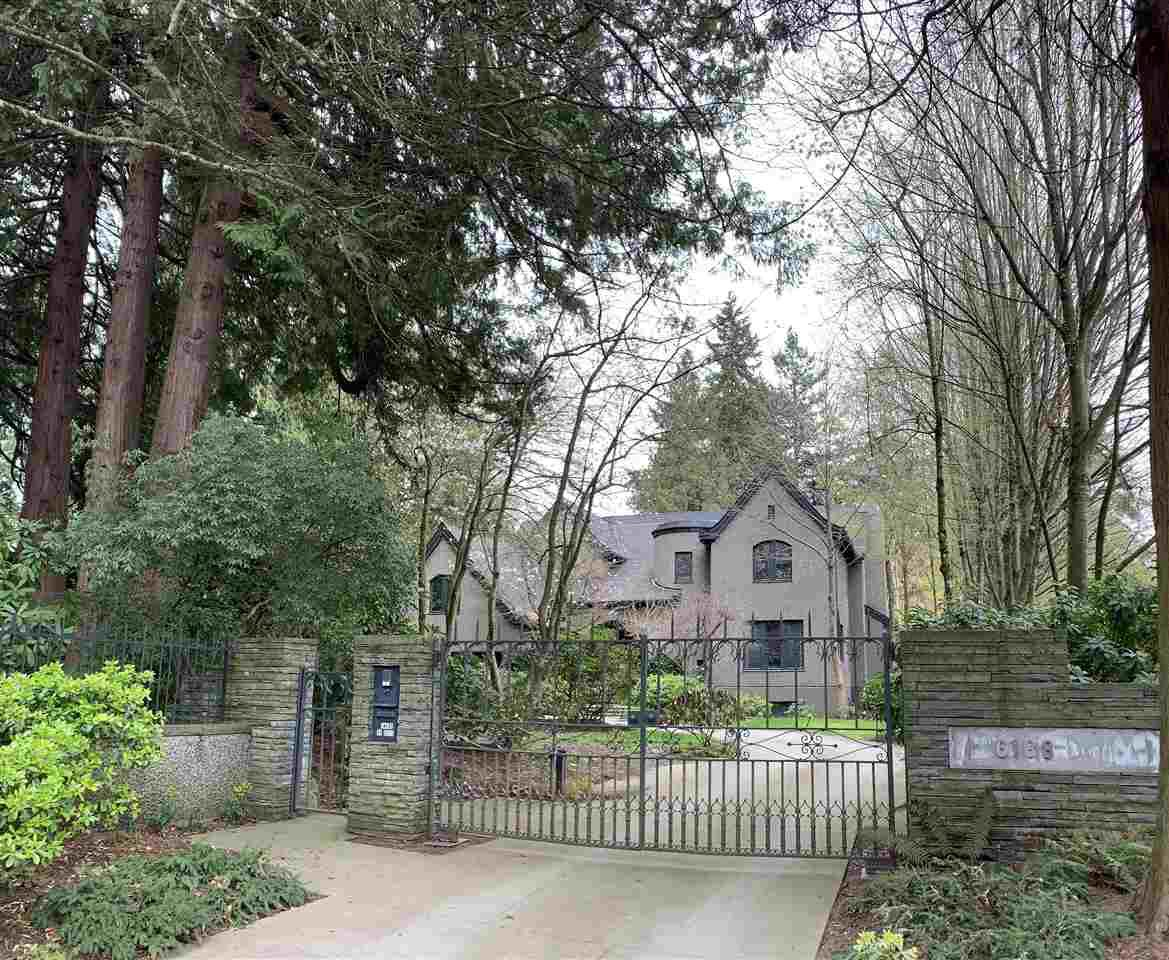 Main Photo: 6188 MACDONALD Street in Vancouver: Kerrisdale House for sale (Vancouver West)  : MLS®# R2356242