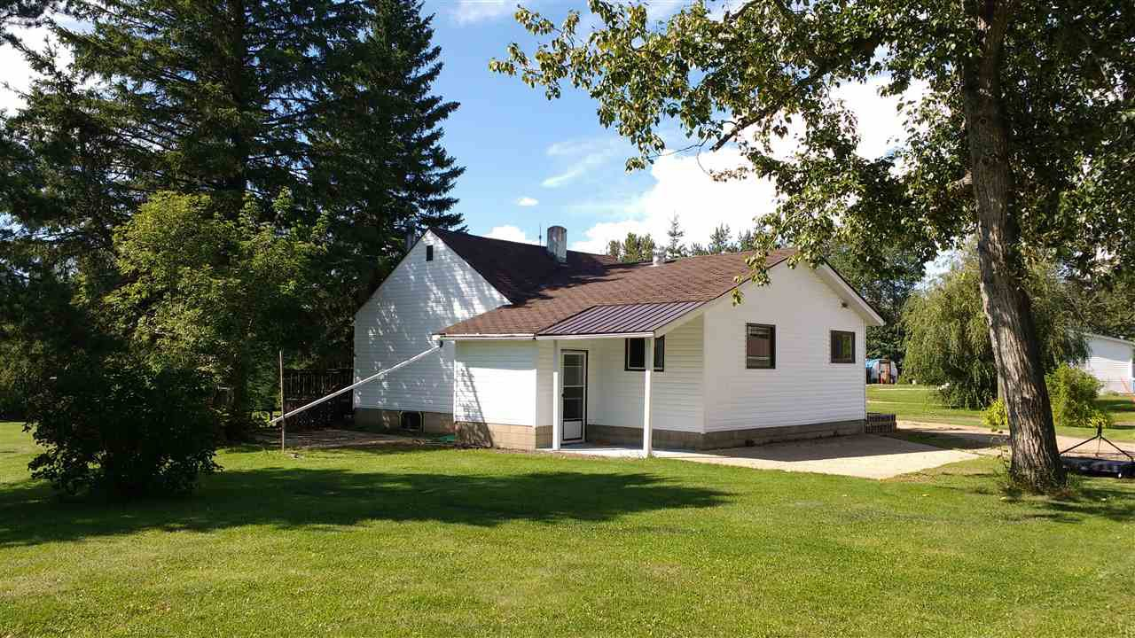 Main Photo: 4903B 47 Ave: Rural Westlock County House for sale : MLS®# E4156741