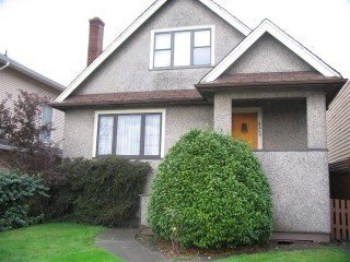 Main Photo: 8349 Oak St in Vancouver: Marpole Home for sale ()  : MLS®# V562641