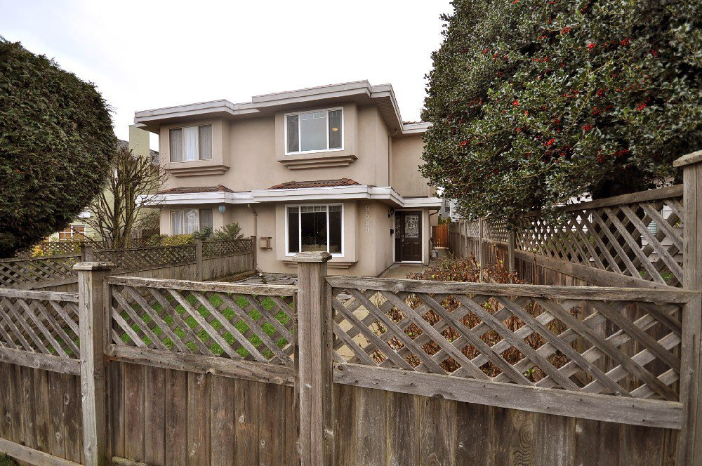 Main Photo: 8509 Montcalm Street in Vancouver: Marpole Home for sale ()  : MLS®# V872768