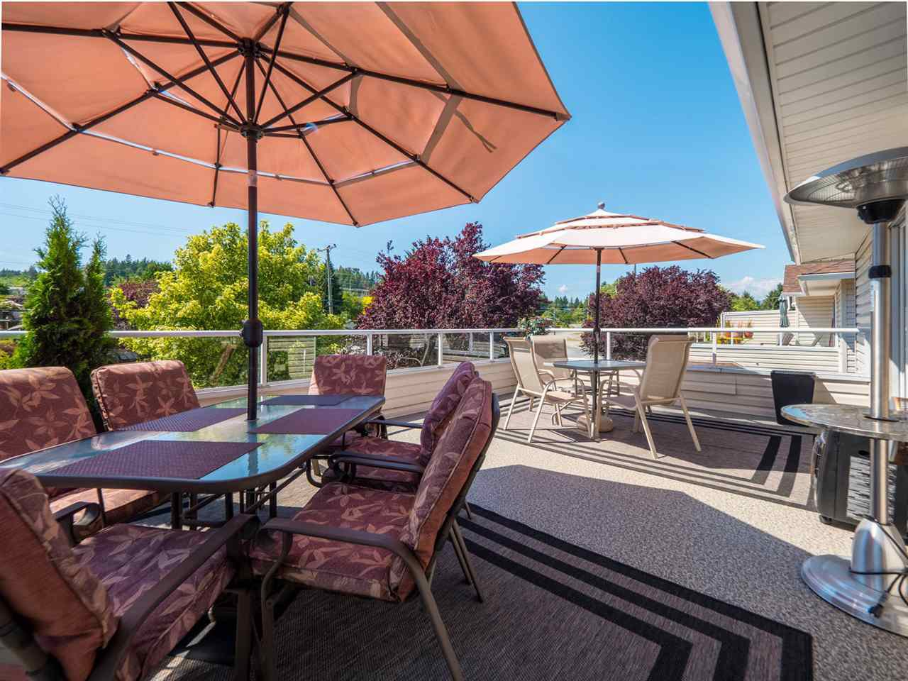 """Photo 13: Photos: 16 5630 TRAIL Avenue in Sechelt: Sechelt District Townhouse for sale in """"HIGHPOINT"""" (Sunshine Coast)  : MLS®# R2382780"""