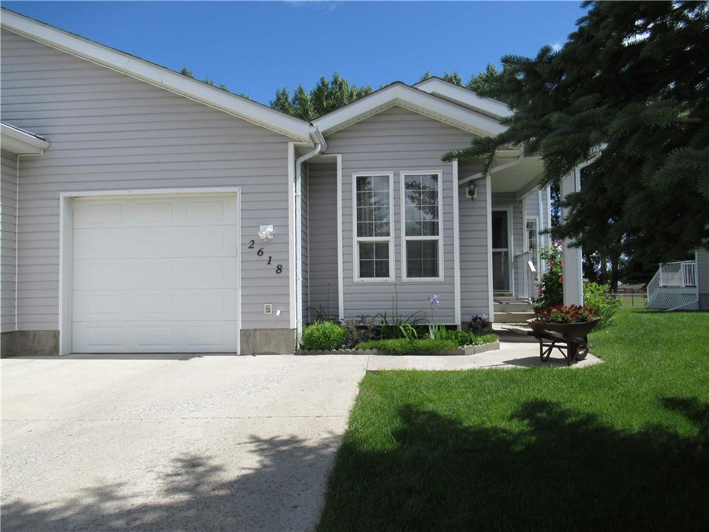 Adult age restriction on this bungalow style condo in well self managed association. Reasonable fees.