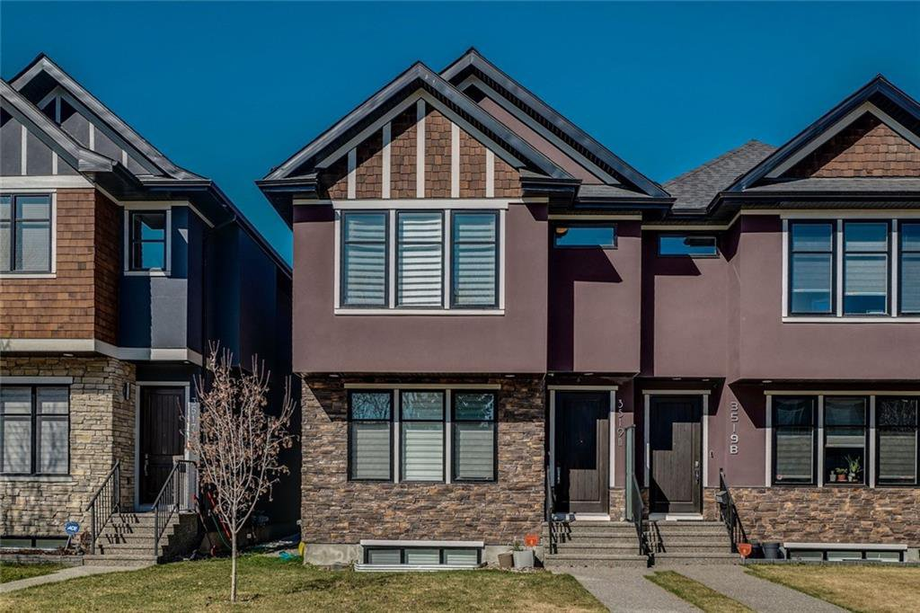 Main Photo: 3519A 1 Street NW in Calgary: Highland Park House for sale : MLS®# C4241603