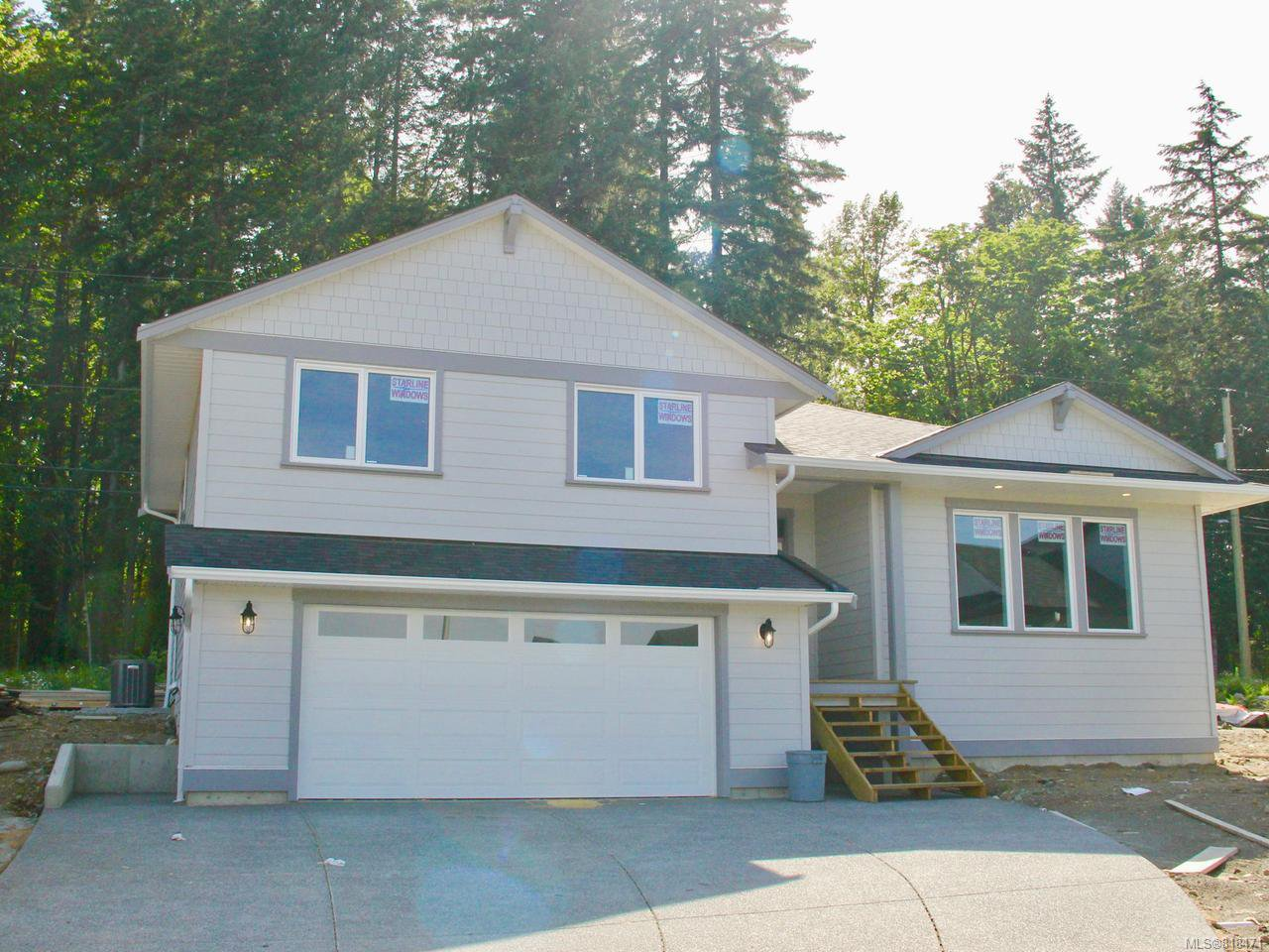 Main Photo: LT 5 2395 McNish Place in COURTENAY: CV Courtenay City House for sale (Comox Valley)  : MLS®# 818471