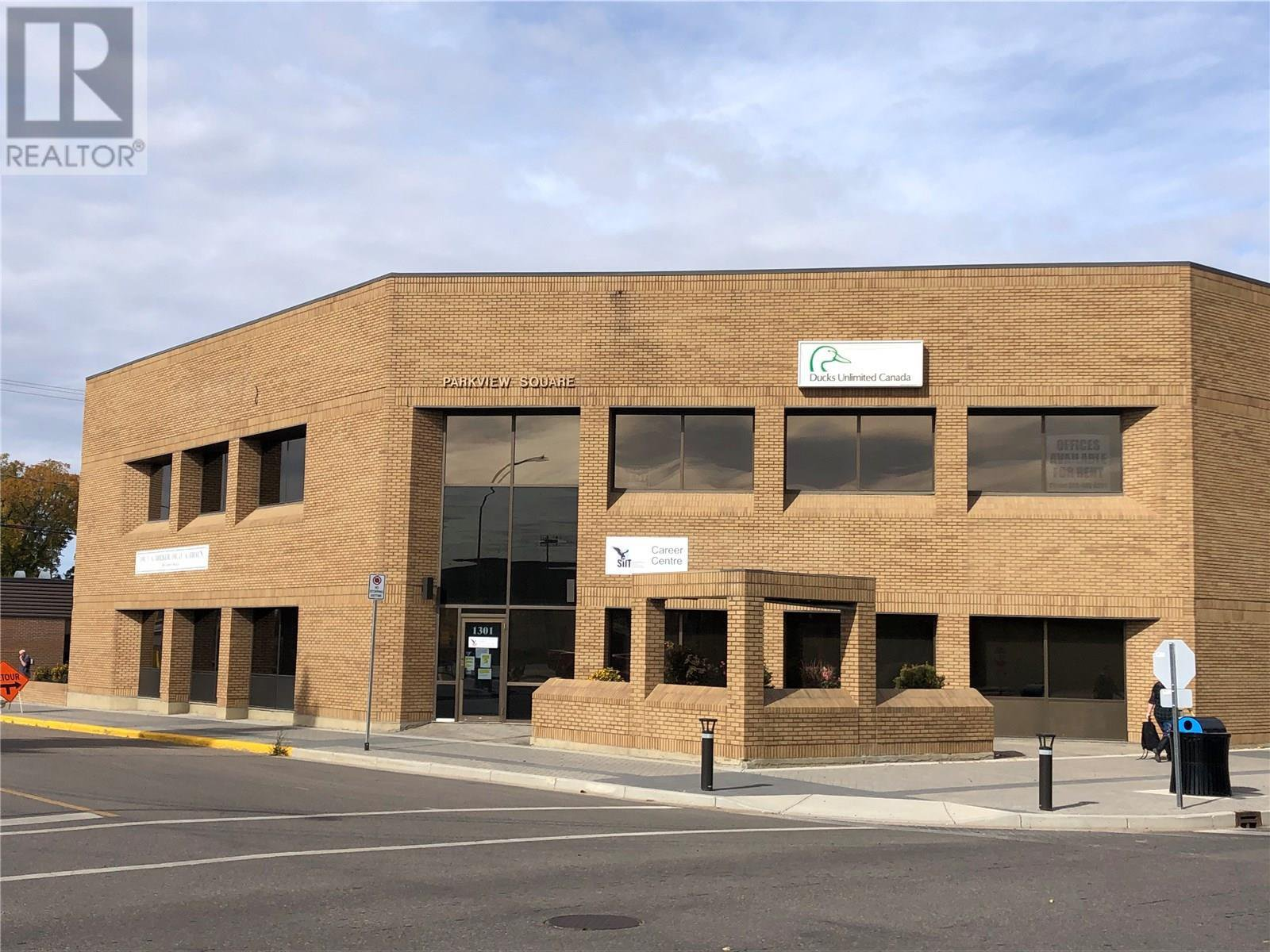 Main Photo: 204 1301 101st ST in North Battleford: Office for lease : MLS®# SK827955