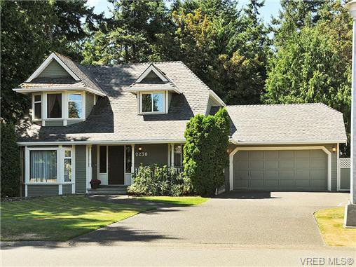 Main Photo: 2230 Cooperidge Dr in SAANICHTON: CS Keating Single Family Detached for sale (Central Saanich)  : MLS®# 658762