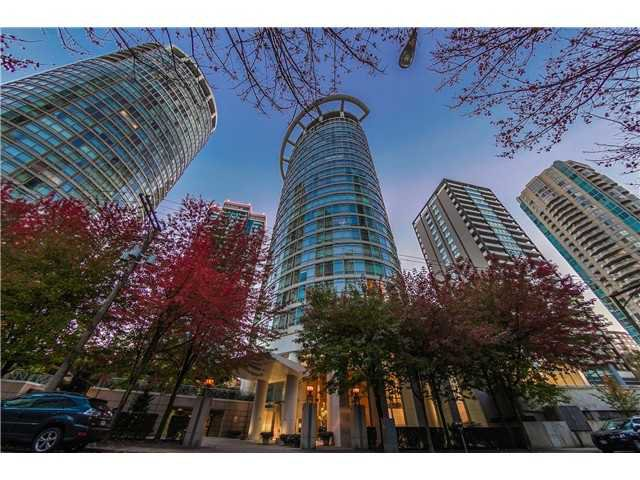 "Main Photo: # 1204 1288 ALBERNI ST in Vancouver: West End VW Condo for sale in ""The Pallisades"" (Vancouver West)  : MLS®# V1042773"