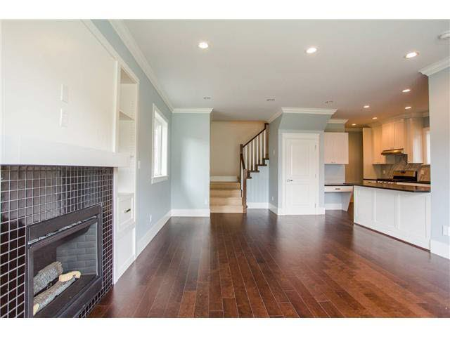 Photo 2: Photos: 4116 PANDORA Street in Burnaby: Vancouver Heights House 1/2 Duplex for sale (Burnaby North)  : MLS®# V1095053