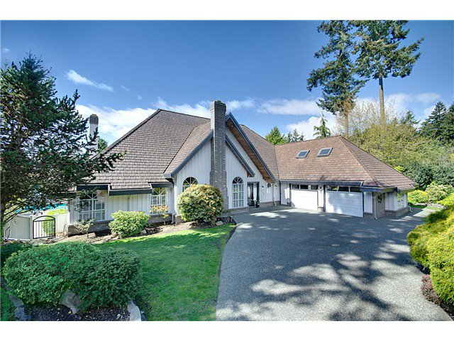 """Main Photo: 13166 21B Avenue in Surrey: Elgin Chantrell House for sale in """"HUNTINGTON PARK"""" (South Surrey White Rock)  : MLS®# F1439243"""