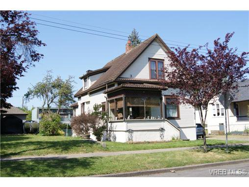 Main Photo: 812 Wollaston Street in VICTORIA: Es Old Esquimalt Single Family Detached for sale (Esquimalt)  : MLS®# 351350