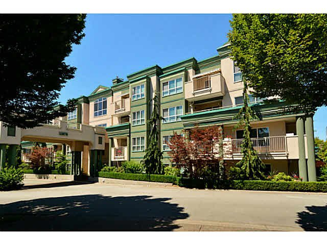 "Main Photo: 204 13870 70 Avenue in Surrey: East Newton Condo for sale in ""Chelsea Gardens - Mayfair"" : MLS®# F1445992"