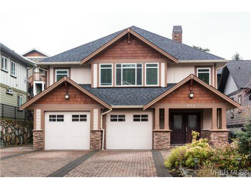 Main Photo: 972 Gade Rd in VICTORIA: La Bear Mountain House for sale (Langford)  : MLS®# 723261