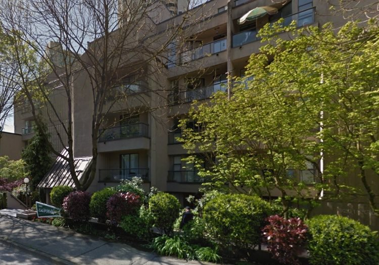 "Main Photo: 214 1080 PACIFIC Street in Vancouver: West End VW Condo for sale in ""THE CALIFORNIAN"" (Vancouver West)  : MLS®# R2129912"