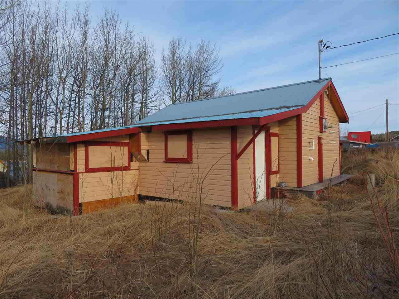Main Photo: LOT 15 2ND Street: Atlin House for sale (Terrace (Zone 88))  : MLS®# R2180287
