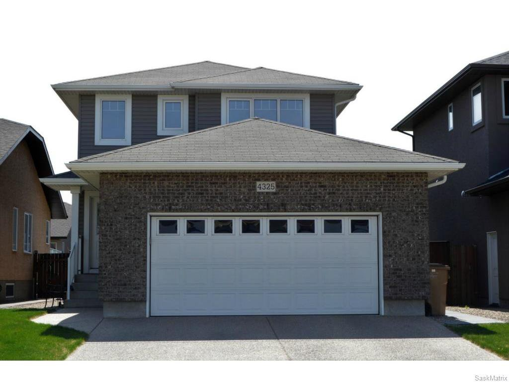 Main Photo: 4325 GUSWAY Street in Regina: Lakeridge RG Residential for sale : MLS®# SK614709