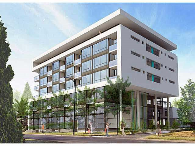 "Main Photo: 410 6311 CAMBIE Street in Vancouver: Oakridge VW Condo for sale in ""PRELUDE"" (Vancouver West)  : MLS®# R2182168"