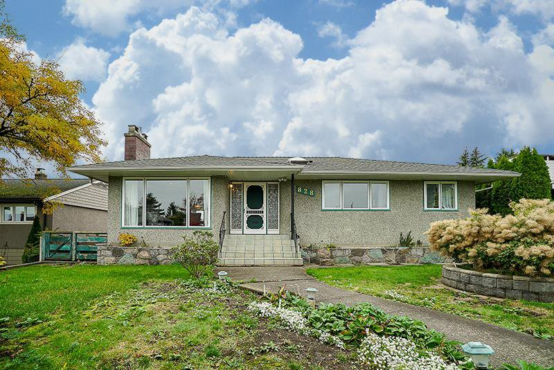 Main Photo: 828 WILLIAM Street in New Westminster: The Heights NW House for sale : MLS®# R2216361