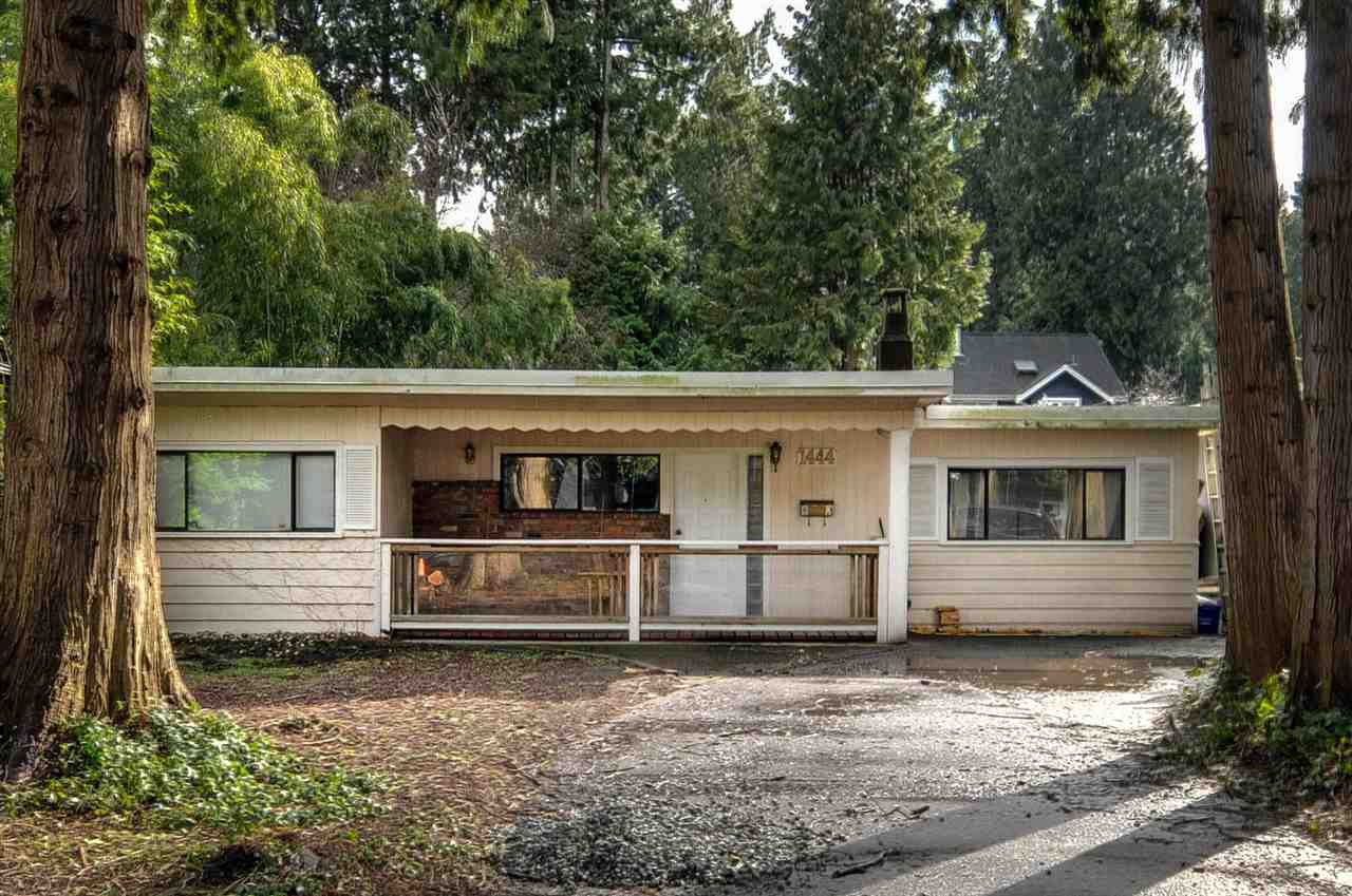 Main Photo: 1444 ENDERBY Avenue in Delta: Beach Grove House for sale (Tsawwassen)  : MLS®# R2240345