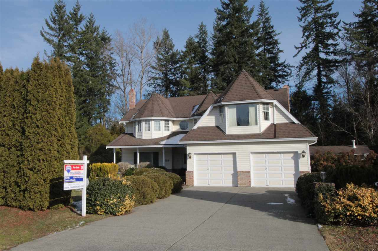 "Main Photo: 4180 213 Street in Langley: Brookswood Langley House for sale in ""Cedar Ridge"" : MLS®# R2242519"