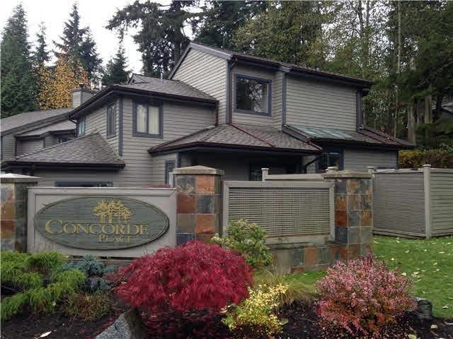 """Main Photo: 1753 RUFUS DRIVE in North Vancouver: Westlynn Townhouse for sale in """"Concorde Place"""" : MLS®# R2249513"""