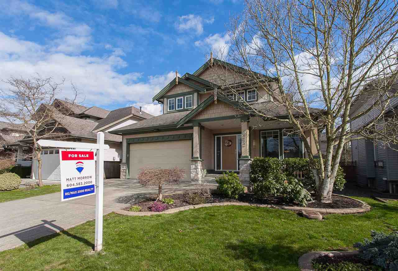 """Main Photo: 6252 167A Street in Surrey: Cloverdale BC House for sale in """"Clover Ridge"""" (Cloverdale)  : MLS®# R2255428"""