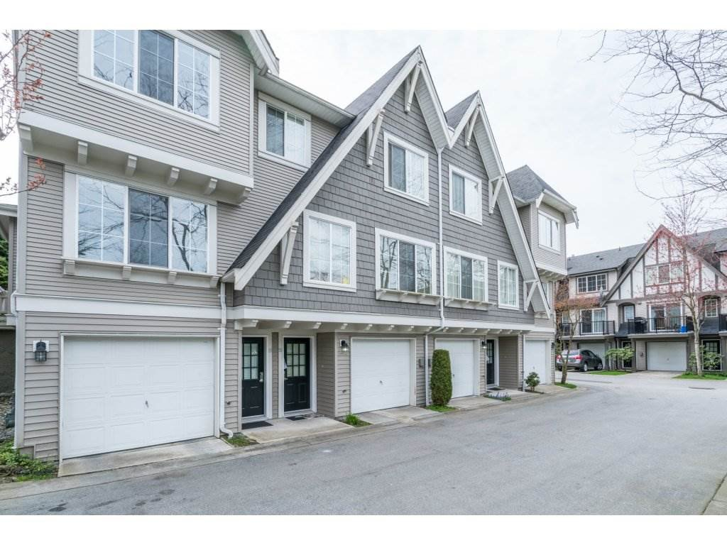 "Main Photo: 19 12778 66 Avenue in Surrey: West Newton Townhouse for sale in ""Hathaway Village"" : MLS®# R2276589"