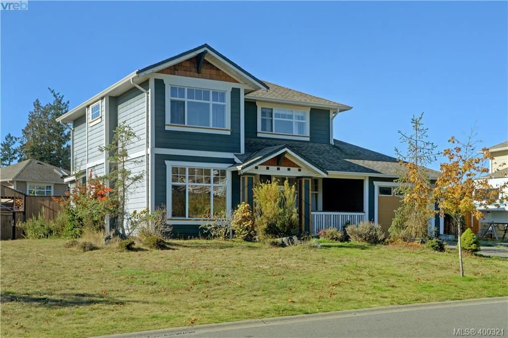 Main Photo: 2420 Sunriver Way in SOOKE: Sk Sunriver Single Family Detached for sale (Sooke)  : MLS®# 798697