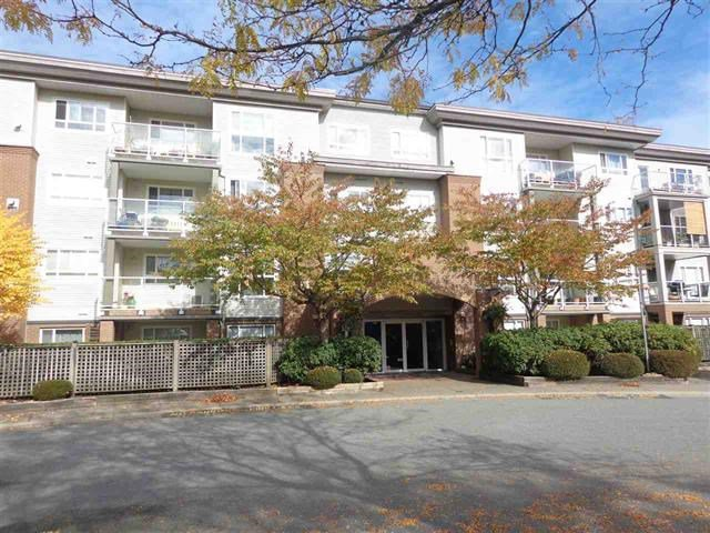 "Photo 1: Photos: 410 15895 84 Avenue in Surrey: Fleetwood Tynehead Condo for sale in ""ABBY ROAD"" : MLS®# R2322665"