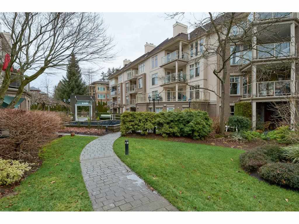 "Main Photo: 408 15350 19A Avenue in Surrey: King George Corridor Condo for sale in ""Premier Strata Services"" (South Surrey White Rock)  : MLS®# R2329771"