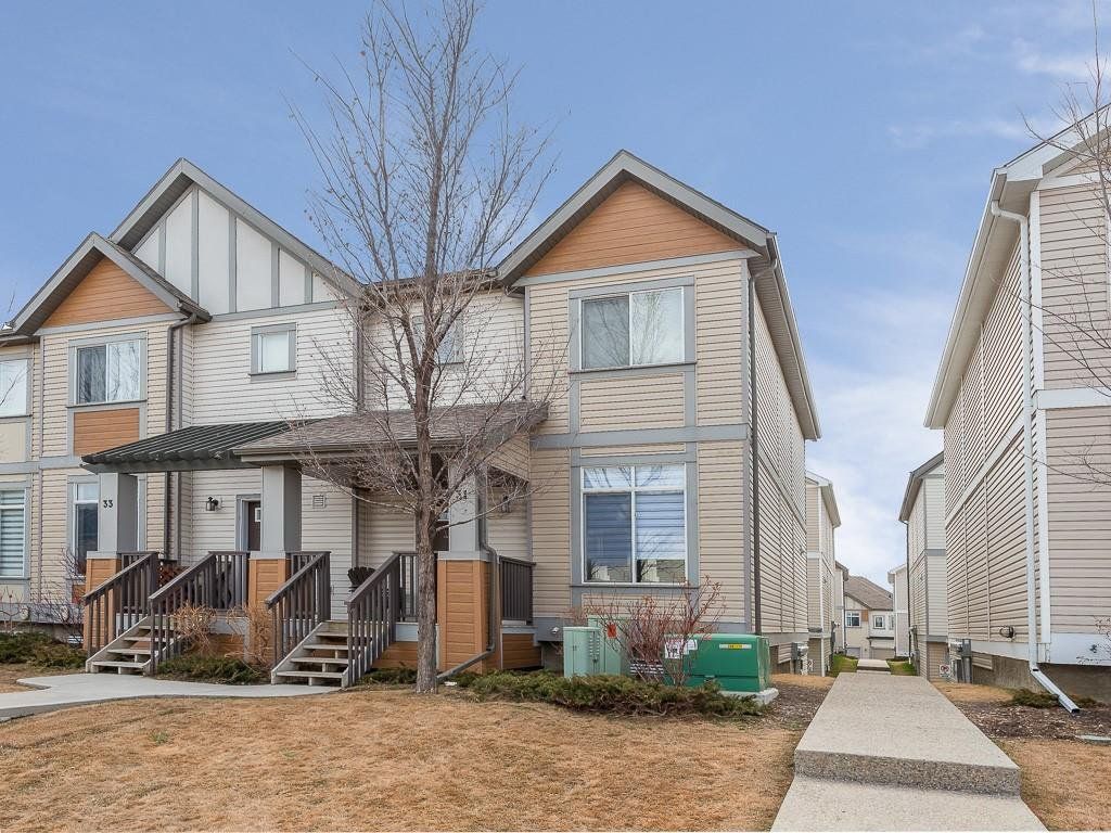 Main Photo: 31 300 EVANSCREEK Court NW in Calgary: Evanston Row/Townhouse for sale : MLS®# C4226867