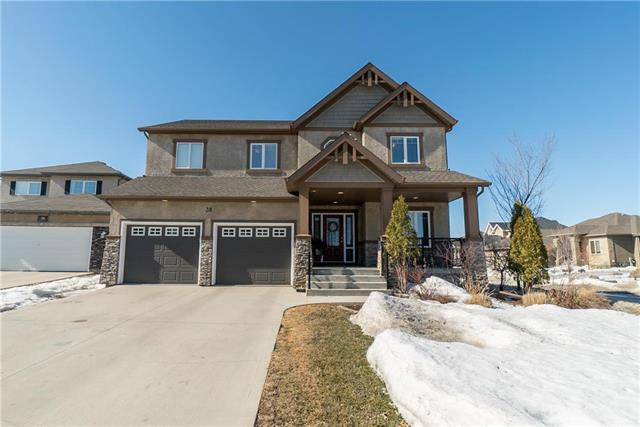 Main Photo: 38 Kittiwake Place in Winnipeg: South Pointe Residential for sale (1R)  : MLS®# 1906838
