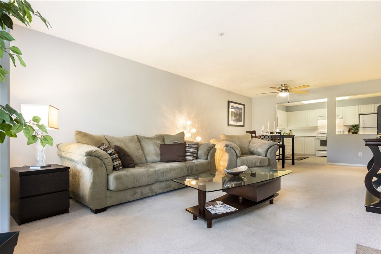 """Photo 6: Photos: 105 33731 MARSHALL Road in Abbotsford: Central Abbotsford Condo for sale in """"Stephanie Place"""" : MLS®# R2381091"""