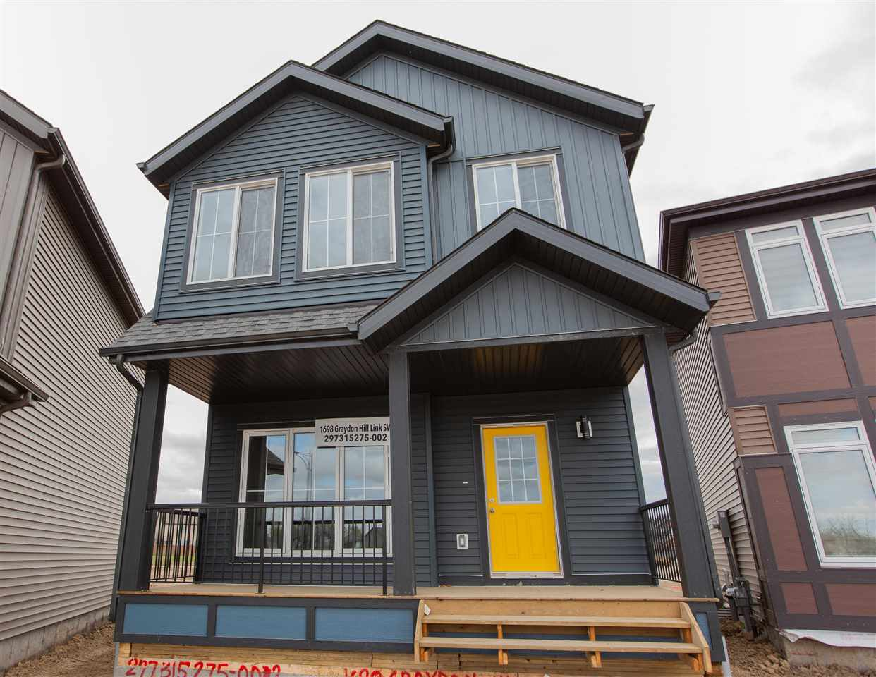 Main Photo: 1698 Graydon Hill Link in Edmonton: Zone 55 House for sale : MLS®# E4174838