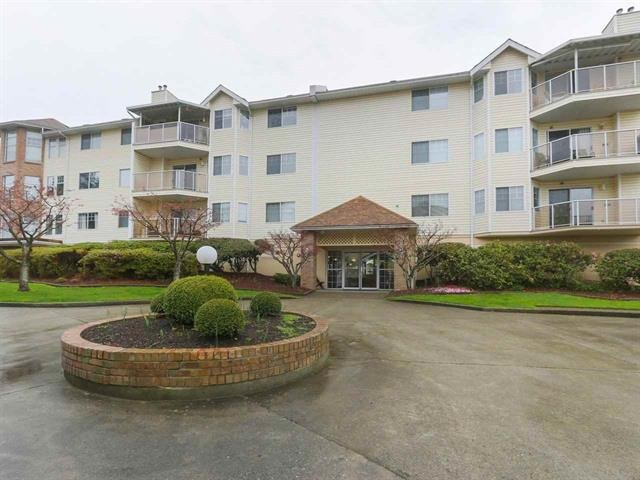 "Main Photo: 305 22611 116 Avenue in Maple Ridge: East Central Condo for sale in ""ROSEWOOD COURT"" : MLS®# R2428229"