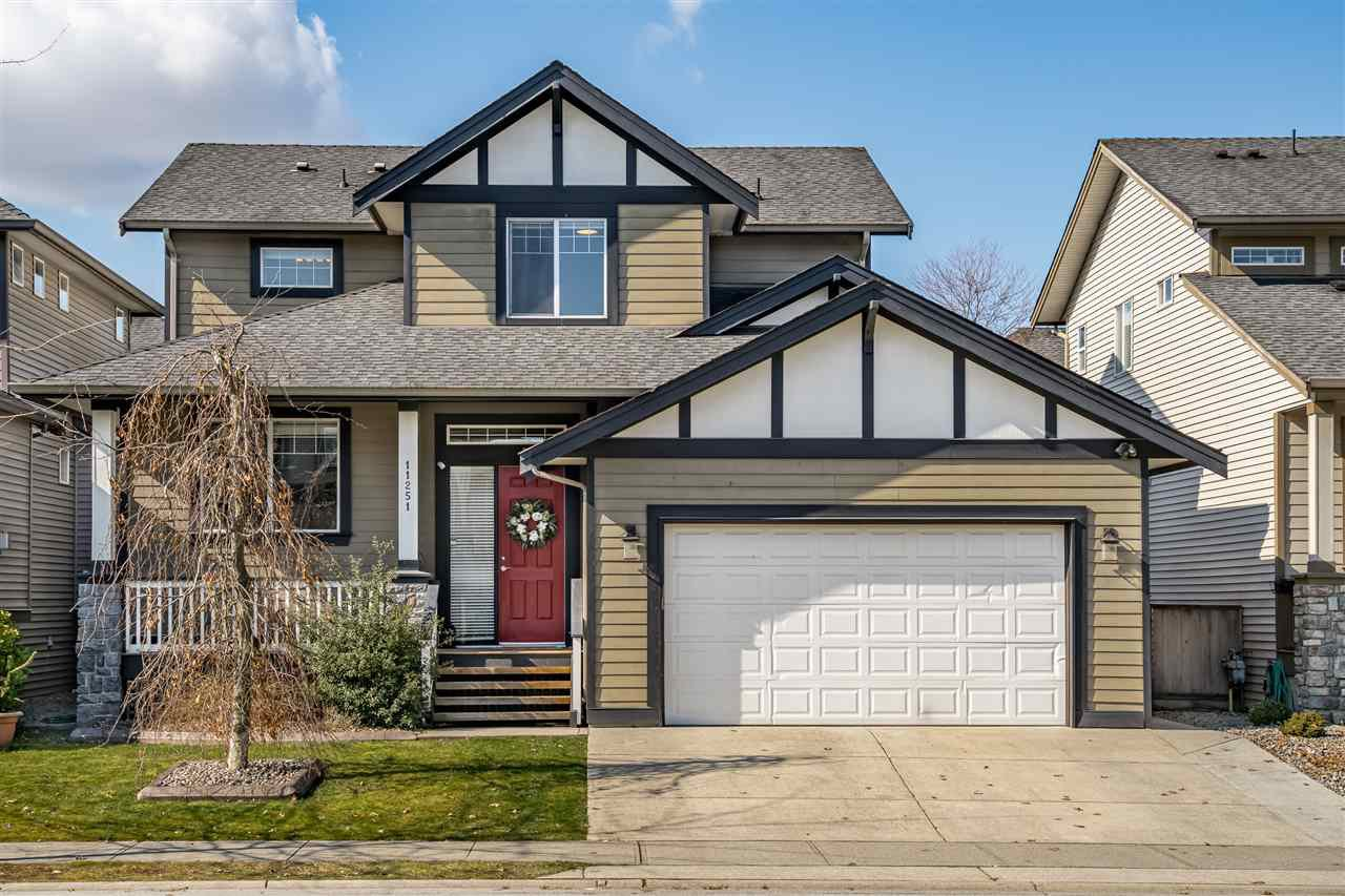 """Main Photo: 11251 SOUTHGATE Road in Pitt Meadows: South Meadows House for sale in """"BONSON'S LANDING"""" : MLS®# R2443633"""